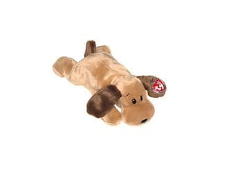 Ty Beanie Babies Bones the dog 1993 4th generation