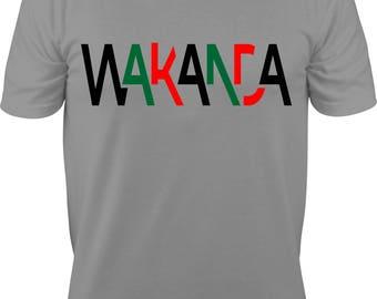 Wakanda Black Panther Tshirt