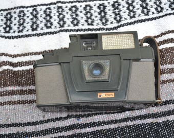 1966 Fotron Camera with Leather Case