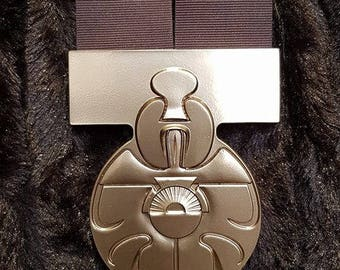 In Star Wars Episode IV Yavin Medal