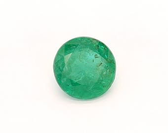 Best Quality 1.00ct Natural Zambian Emerald