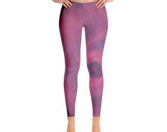 Women's Fusion-Leggings,Beautiful Pattern leggings, full printed, Printful, USA,Made for you, Modern,Trendy Design store,