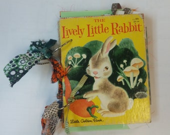 LGB Junk Journal-The Lively Little Rabbit