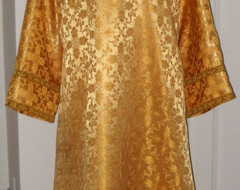 Altar Boy Robes in the Eastern Orthodox Byzantine style.