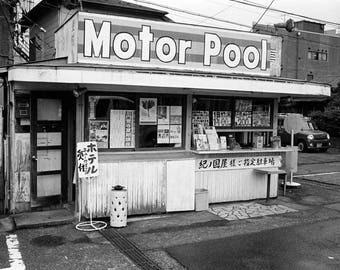 Motor Pool - Next to Kamakura Station