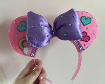 Over the Rainbow Minnie Ears