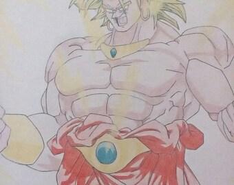 Dragon Ball Z Broly