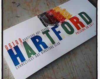 PRESSING ON : HARTFORD