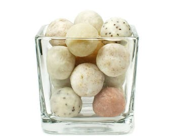 Decorative Soap, Balls of Soap, Bathroom Decor, Soap Balls for Kitchen Decor || Decorative Soap Balls in Neutral Colors