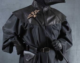 Plague Dr Costume, Krankheit mask
