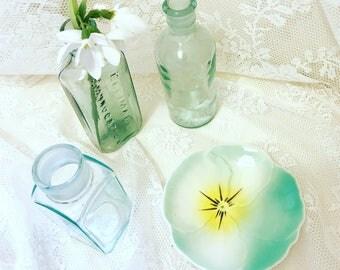 Adderley Pansy Flower dish
