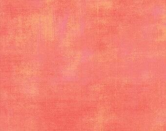 Grunge Basics in Papaya Punch by Basic Grey for Moda Fabrics 1/2 Yard
