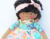 "Gabby - 10"" Handmade Doll"