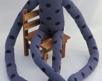 Frankie Sloth - Sloth Plush Sock Animal