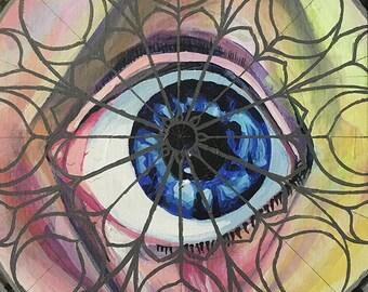 Obscene Eye Contact - Deanna Larmeu - Artistry To Alchemy