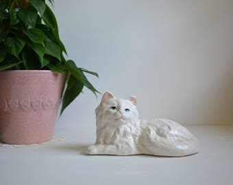 Sweet Kitty Cat Planter