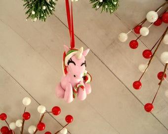 Unicorn Ornament Magical Christmas Decor Unicorn Christmas Ornament Unicorn Gift Ideas Girls Gift Ideas Girls Ornament
