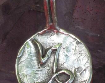 CAPRICORN  Astrology Sterling Silver Pendant.Capricorn Zodiac Jewelry.Capricorn Charm.Capricorn Jewelry.zodiac charm