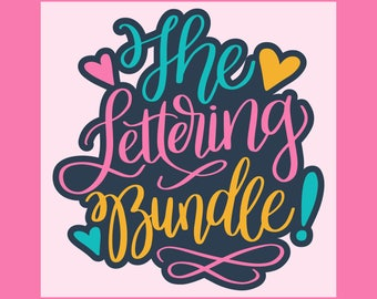 The Lettering Bundle