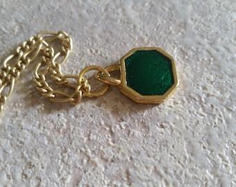 Golden Emerald Beauty