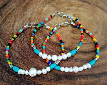 Summer Stacker Bracelets