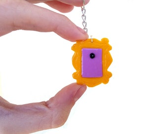 Friends TV show Keychain