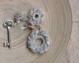 Fiber Art Jewelry And Accessories By Rrradionica On Etsy