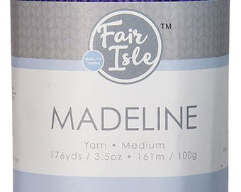 Fair Isle Madeline (Many Colors Available)