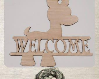 Reindeer For Personalization / Laser Cut Wood
