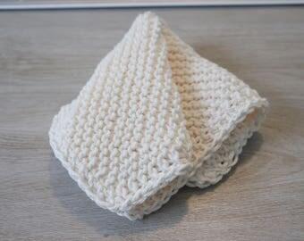 Facecloth & Scrubbies Set