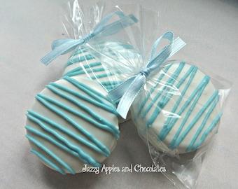 Chocolate Dipped Oreo Cookies