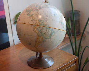 Classic Vintage Globe