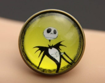 Jack skellington Ring,  (2020B)