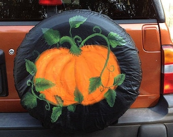 spare tire covers - made to order!  jeep accessories, jeep liberty, floral designs, make a statement, graduation gift, personalized