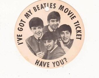 Beatles Movie Promo