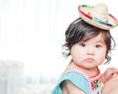 Mini Sombrero || Taco Bout A Party || Fiesta Party || Cinco De Mayo || Uno Party Hat || Taco Bout Love || Add Any Number