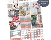 Planner Sticker Kit / Photo Sticker Kit / Paris Sticker Kit / Planner Sticker / Erin Condren Planner Stickers / Mini Weekly Kit / S3