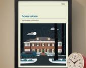Home Alone Movie Poster - Movie Poster, Movie Print, Film Poster, Film Poster