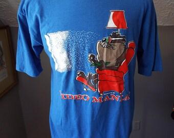 Vintage Video Maniac T-Shirt by Artex