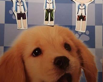 Anime Free Iwatobi Swim Club stickers