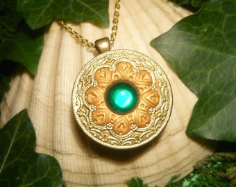 Natures Light Amulet - fantastic handmade Pendant