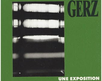 Jochen Gerz: Une Exposition, An Exhibition.  Text in French and English. Illustrated throughout, with many foldout pages. (27787)