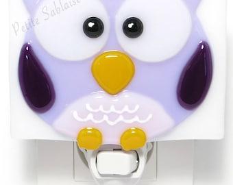 Paulette OWL night light