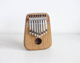 RIVER STONE diatonic kalimba 8-note