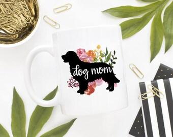 Dog Mom - Golden Retriever Mug - Dog Lover Gift - Gift for Dog Lover - Coffee Mug - Coffee Bar Decor - Gift for Her