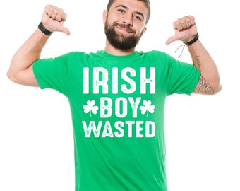 St Patty Day T-Shirt Funny St Patrick's Day Green Irish Pub Drinking Shenanigans Tee Shirt