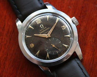 OMEGA - Vintage OMEGA Seamaster Automatic Bumper Cal. 342 - Ref. C2576-2 Mens Watch