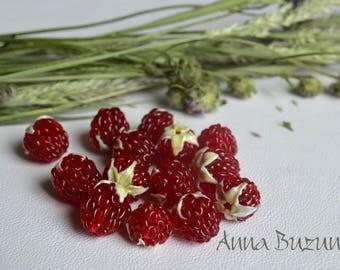 Beads raspberries are already on sale!