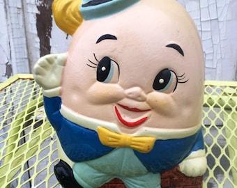 Rare Ruebens Humpty Dumpty Planter
