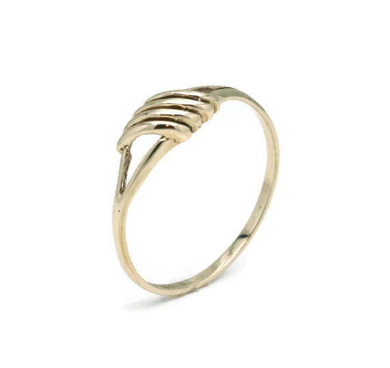 Gold Knot Ring Womens Ring Women s Knot Ring